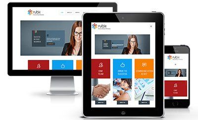 Sydney Financial & Lawyer Website Design