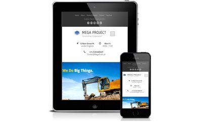 construction & trade websites