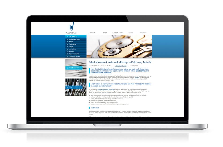 Attorney-SEO-Web Design Sydney