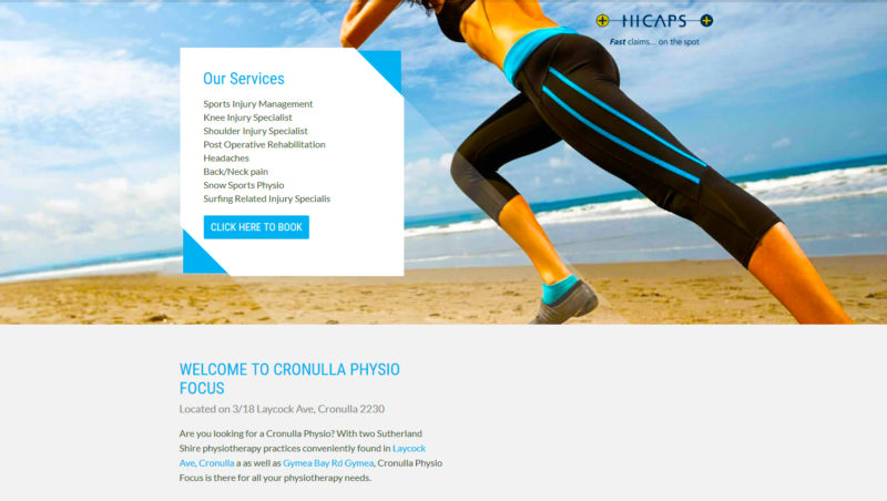 Physiotherapist-Website-Design-Sydney