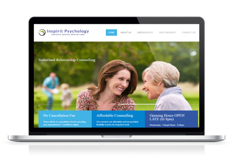Psychologist-Website-Design-St-George-Web-Design-Sydney