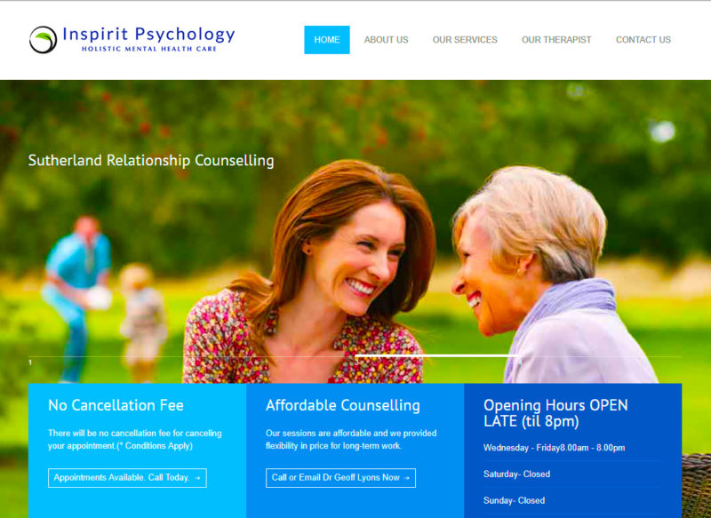 Psychologist-Website-Design-Sydney