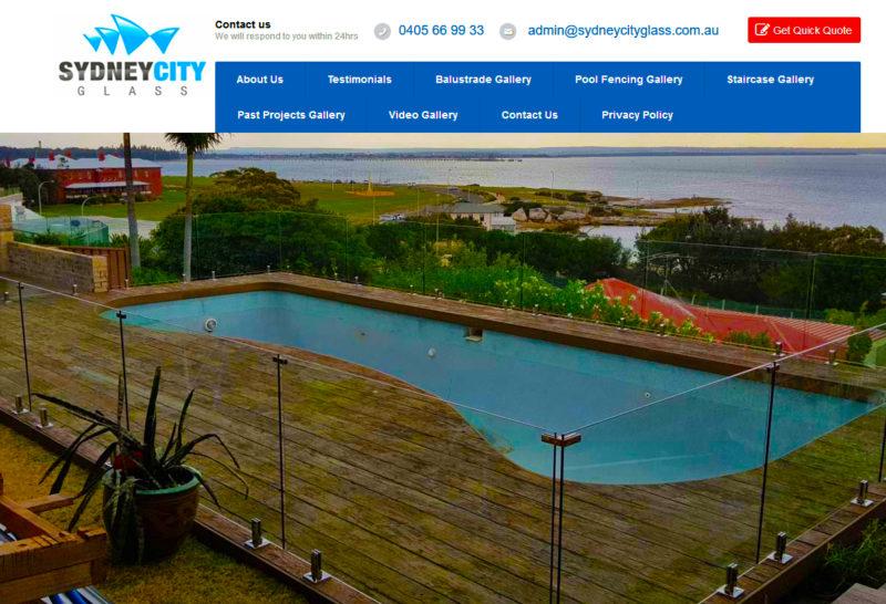 Tradesman Web Design Sydney
